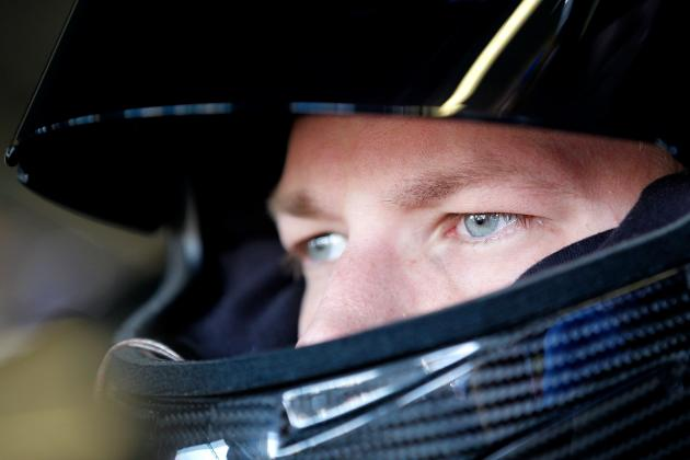 Brad Keselowski Staying Positive Amid Sprint Cup Championship Run