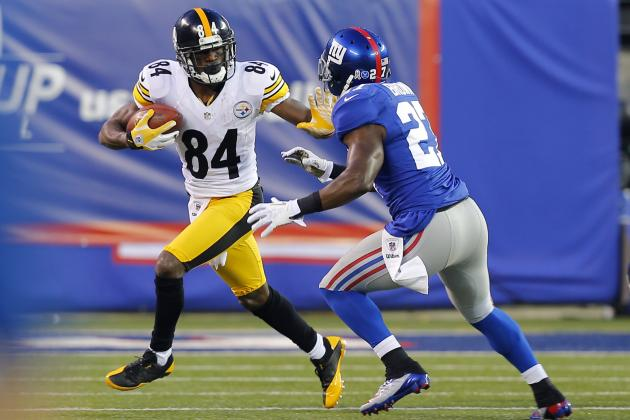 Antonio Brown Injury: WR's Injury Will Not Hinder Steelers' Passing Attack