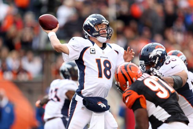 Breaking Down the Road to NFL Playoffs for the Denver Broncos