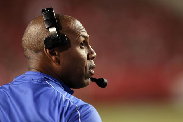 Kentucky Football: Joker Phillips' Era in Lexington Comes to an End