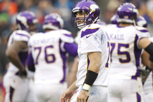 Minnesota Vikings: Is Christian Ponder the Long-Term Solution at QB?