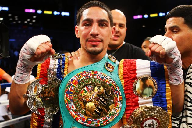 Garcia-Judah 'Done' for Jan. 19 at a Venue to Be Determined