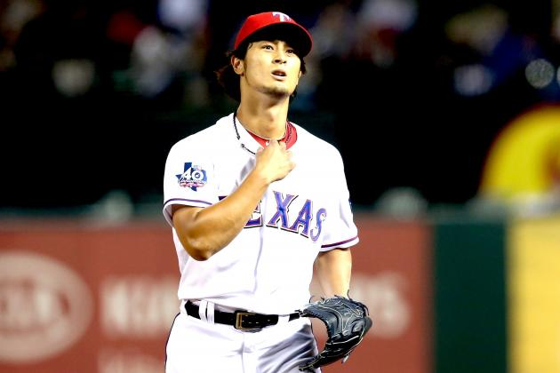 Darvish Announces He Won't Compete in WBC