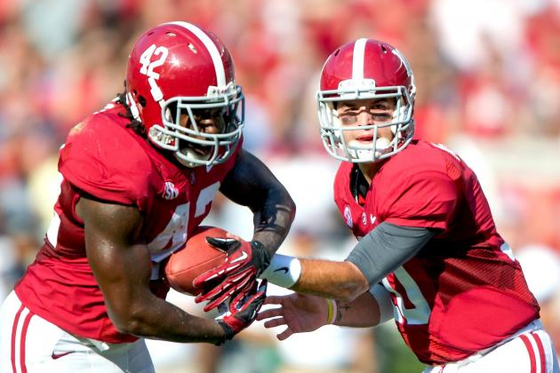 Would Alabama Destroy College Football's Other Undefeated Teams?