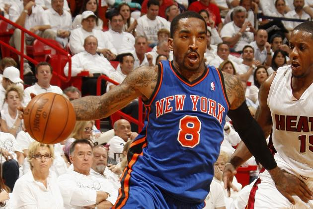 How J.R. Smith Is Proving NY Knicks Right and Everyone Else Wrong