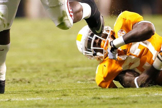 Tennessee Football:  What Is Really Causing the Vols Defensive Woes?