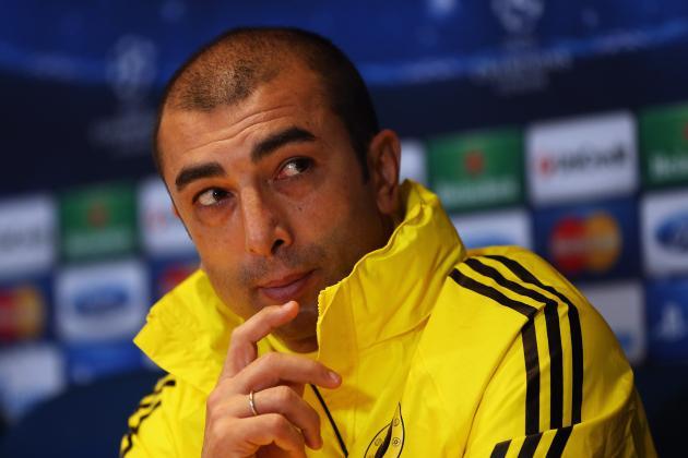 Chelsea vs. Shakhtar Donetsk: UEFA Champions League Odds