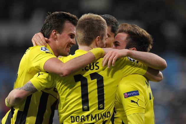 UEFA Champions League 2012: Madrid's Stunning Comeback Shouldn't Worry Dortmund