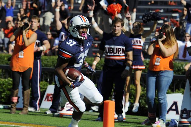 UGA vs. Auburn: Why Being 'on Schedule' Is a Must for the Auburn Offense