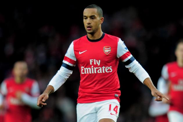 Theo Walcott Says He Deserves a Starting Spot for Arsenal