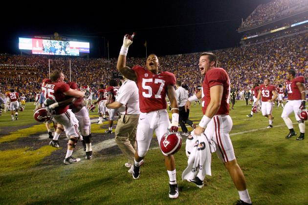 Alabama Football: Statistical Proof Tide Should Play KSU in the BCS Title Game