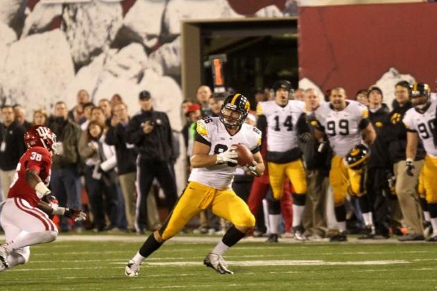 Iowa Hawkeye Football: What Happend to the Bullies of the Big Ten?