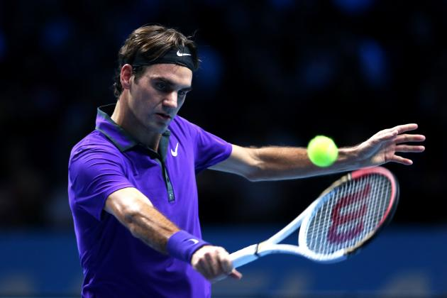 ATP World Tour Finals 2012 Results: Roger Federer Proves Ready to Take Title
