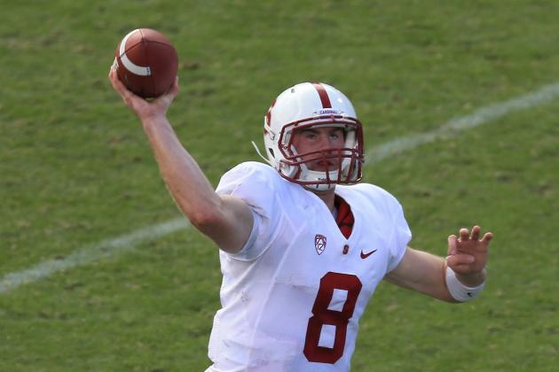 Kevin Hogan Is No. 16 Stanford's New Starting QB