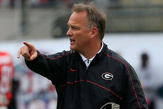 Richt Is Coaching Through Pain as SEC East Title Nears