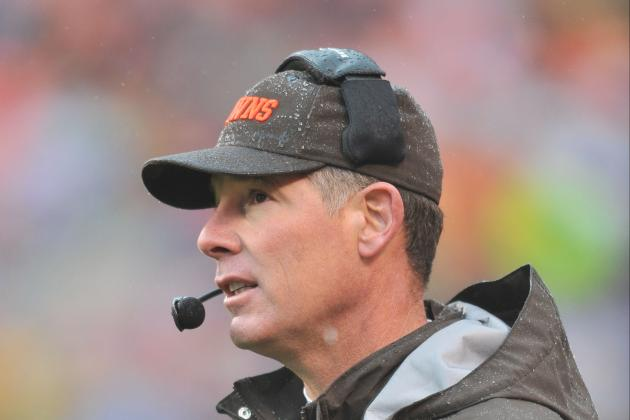 Cleveland Browns: If Pat Shurmur Is Fired as Head Coach, Who Will Replace Him?
