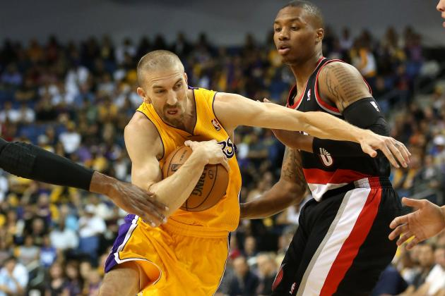 Steve Blake: Point Guard's Exchange with Fan Highlights Sinking Confidence