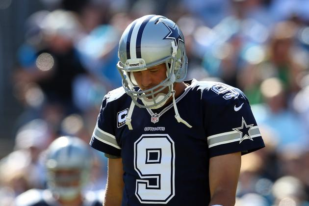 Which Players Deserve Most Blame for the Dallas Cowboys' Disappointing Season?