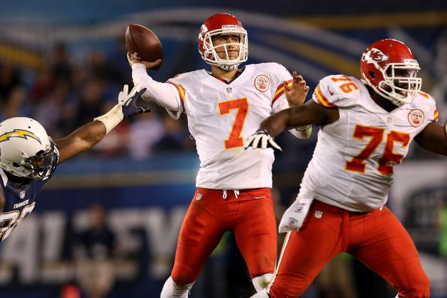 Chiefs Have Worst Quarterback Situation in NFL, Do Fans Trust Pioli to Fix It?