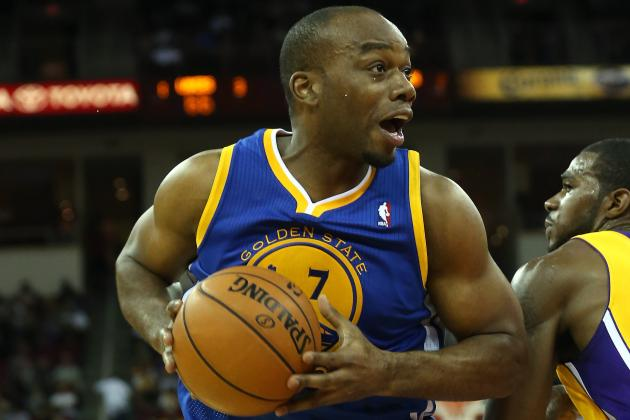 Golden State Warriors Getting Toughness, Scoring from Carl Landry