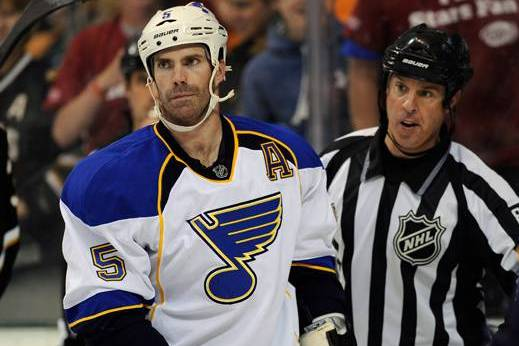 Blues Make Best of NHL Lockout Unknowns