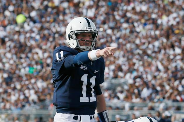 Penn State Football: Why Bill O'Brien's Offense Saved Matt McGloin's Career