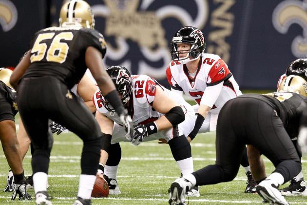 Falcons vs. Saints: TV Schedule, Live Stream, Spread Info, Game Time and More
