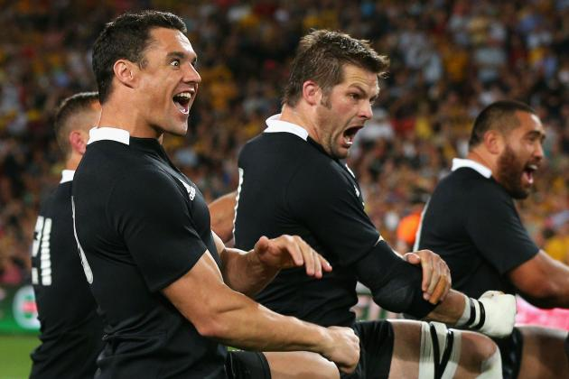 Rugby: All Blacks Will Be Too Strong on European Tour