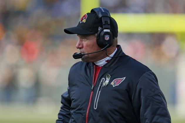 Debating Whether Arizona Cardinals Coach Ken Whisenhunt Should Stay or Go