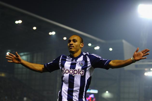 Peter Odemwingie: South Africa Calling for Nigeria & Albion Hot Shot
