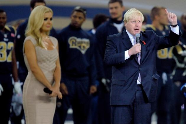 Americans in London: Is NFL Expansion to the British Capital Feasible?