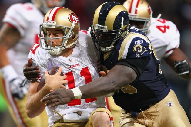 Rams vs. 49ers: TV Schedule, Live Stream, Spread Info, Radio, Game Time and More