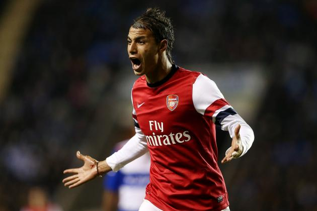Champions League 2012 Results: What Draw with Schalke Means for Arsenal