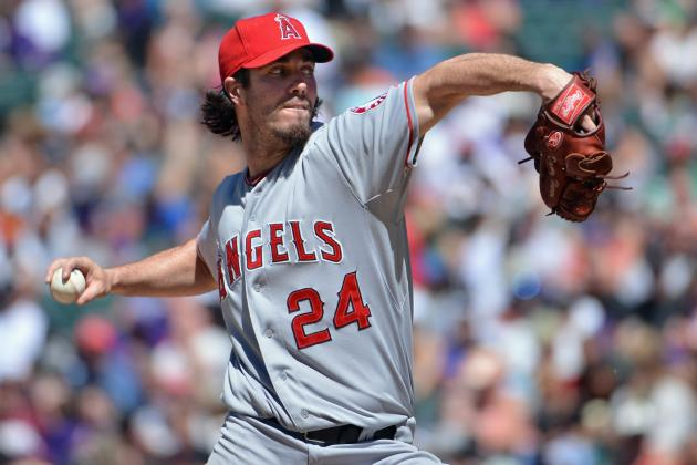 San Diego Padres: Why Dan Haren Is a Great Fit
