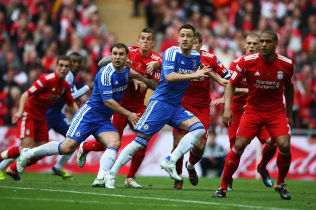 Chelsea vs. Liverpool: Date, Time, Live Stream, TV Info and Preview