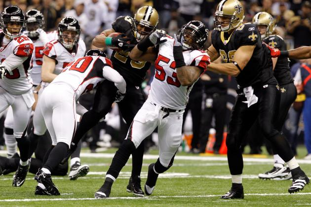 Atlanta Falcons vs. New Orleans Saints: This One May Be Personal