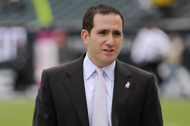 Howie Roseman Received a Long-Term Contract, and More NFC East News