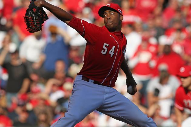 Reds Seek a Closer so They Can Move Aroldis Chapman to Rotation