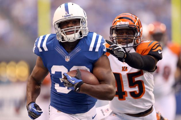 Colts vs. Jaguars: Players Set to Become Fantasy Studs on Thursday Night