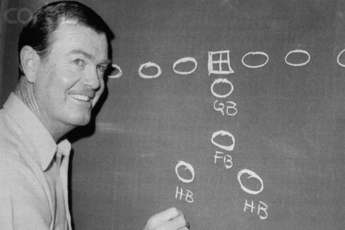 Darrell Royal: Remembering Former Texas Coach and Wishbone Innovator