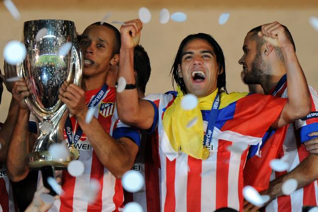 Europa League 2012: Atletico Madrid Still Favorites to Win European Competition