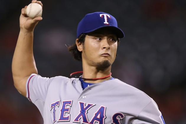 Yu Darvish Decision Is Good for Rangers