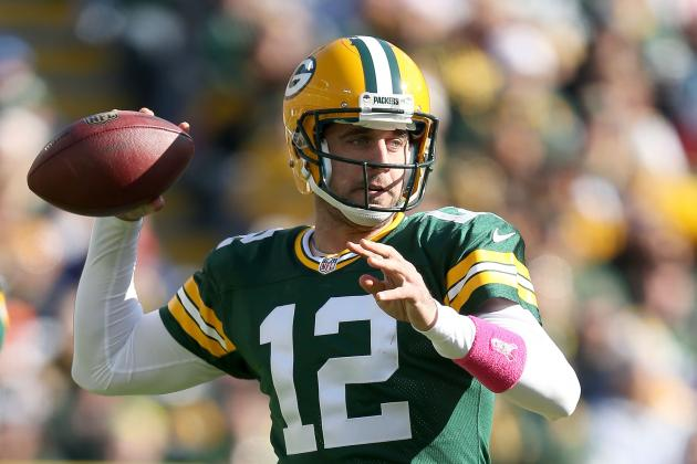 Aaron Rodgers: Back to Back NFL MVP in 2012?