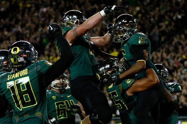 Meet the Two AP Top 25 Voters Who Think Notre Dame Is Better Than Oregon