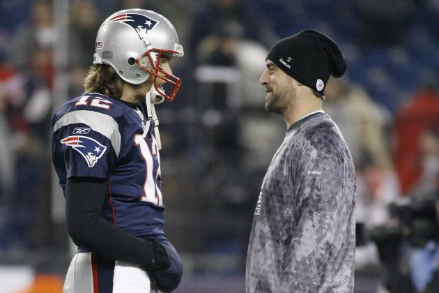 Video: Aaron Rodgers or Tom Brady?