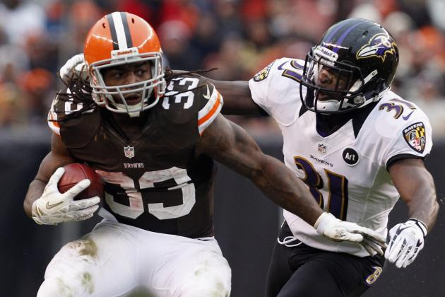 Trent Richardson Welcomes Bye as Chance to Heal