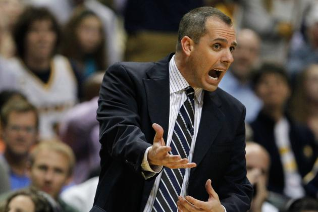 Pacers Coach Frank Vogel's Challenge Now Is to Convince Team They're Still Elite