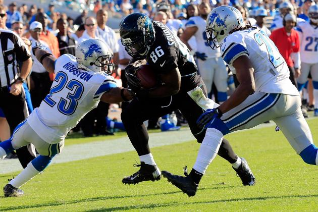Detroit Lions CB Chris Greenwood Is out for Season