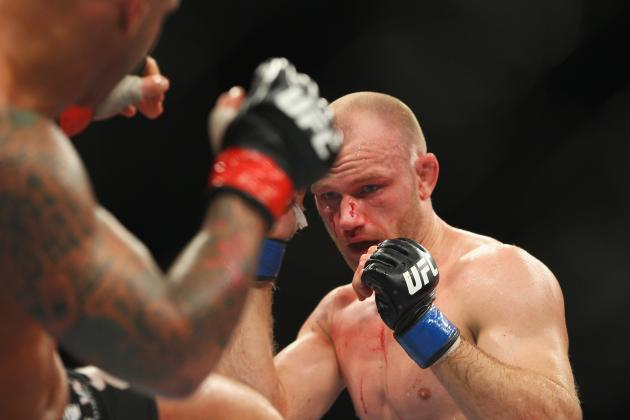 Martin Kampmann-Johny Hendricks Winner Should Get Title Shot