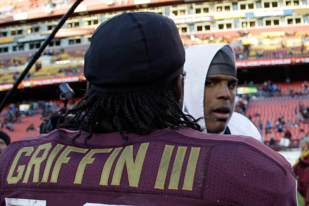 Breaking Down Areas Where Superstar Rookie RG3 Still Must Improve